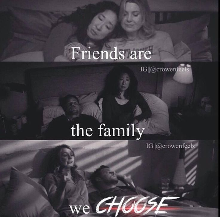 Cristina, Meredith and Alex MY person :)