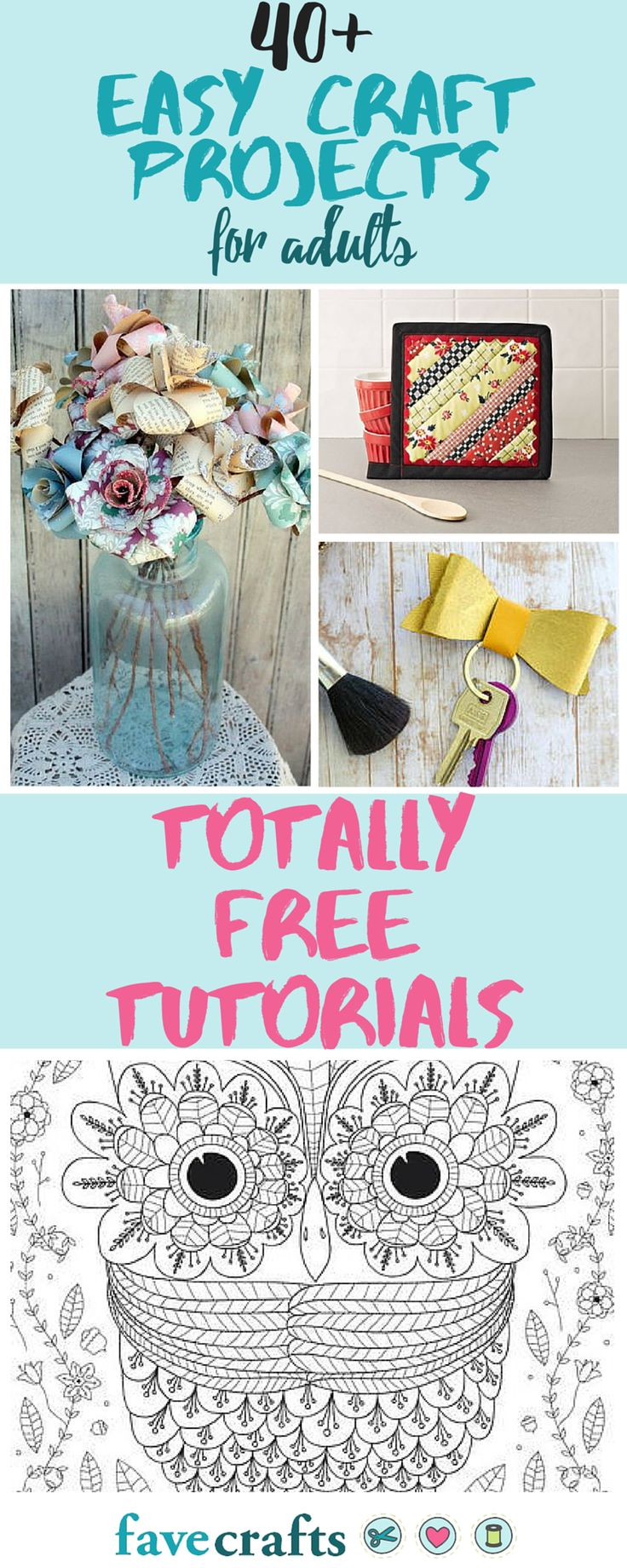 372 best New Craft Ideas images on Pinterest Cute crafts Sewing