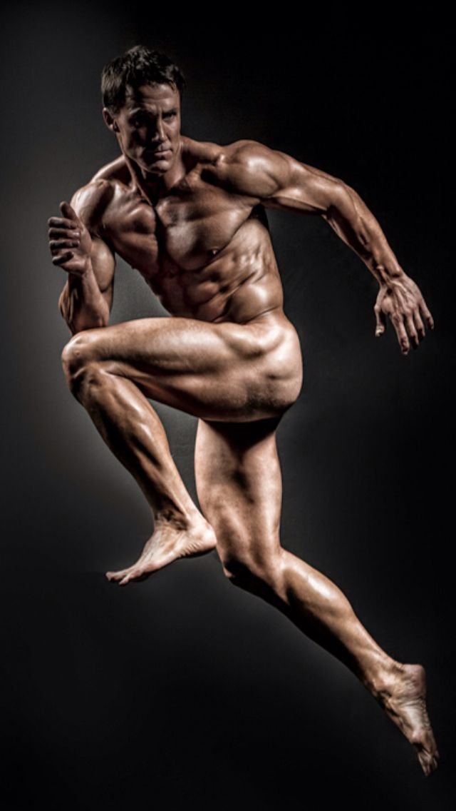 Active pose - Greg Plitt