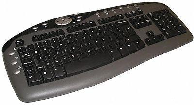 Teclado Informática. Wikipedia