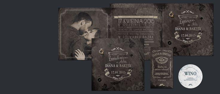 #rockwedding #heavyrockwedding #rockinvitation #hardrockwedding #zaproszeniaslubne #papeteriaslubna #slub #wesele #lovedesign #design #weddingdesign