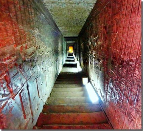 Passaggio segreto - Secret passage