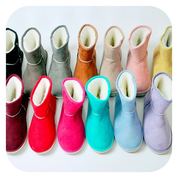 ... which color uggs do you want or dont you just want them all