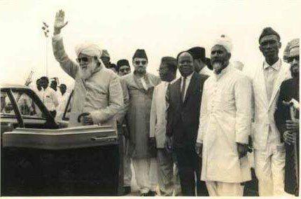 Hazrat Hafız Mirza Nasir Ahmad