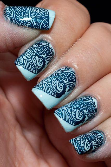 Glory Mehndi For Nails : Best mehendi pattern images on pinterest nail design