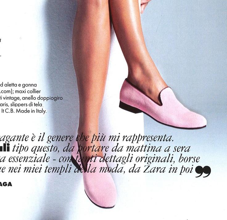 Italian Elle , March 2013