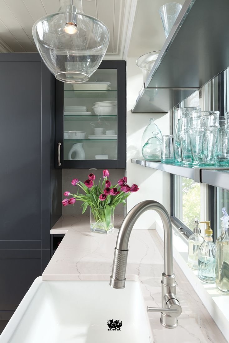 Kitchen sink with matching black glass tap landing and sliding cover - Kitchen Sink With Matching Black Glass Tap Landing And Sliding Cover The Beauty Of A Download