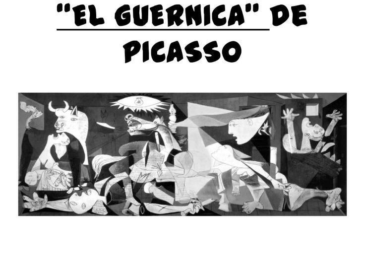 Análisis de el guernica de picasso by eukenes via slideshare