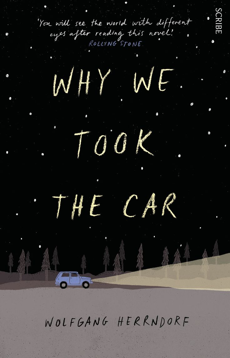 """""""Why We Took the Car is a heart-warming coming-of-age novel about two boys who form a beautiful, caring friendship that doesn't judge or ridicule."""""""