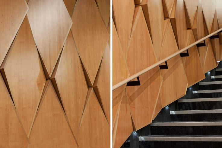 Manukau Tertiary Centre Architecture Now Acoustic Wall