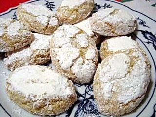 Biscuits moelleux de Toscane