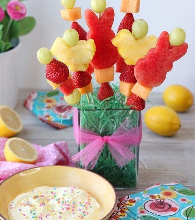 18 Easy Budget Decorating Ideas That Won T Break The Bank: Fruit Arrangements, Fruit Kabobs And Laua Party