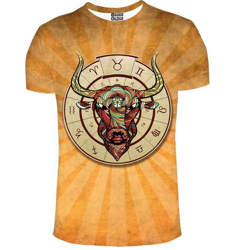 Taurus t-shirt, Mr. GUGU & Miss GO