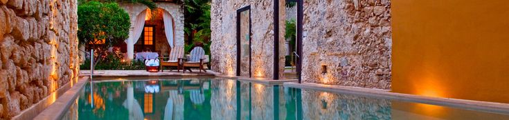 home luxury hotels yucatan peninsula hacienda puerta campeche ...