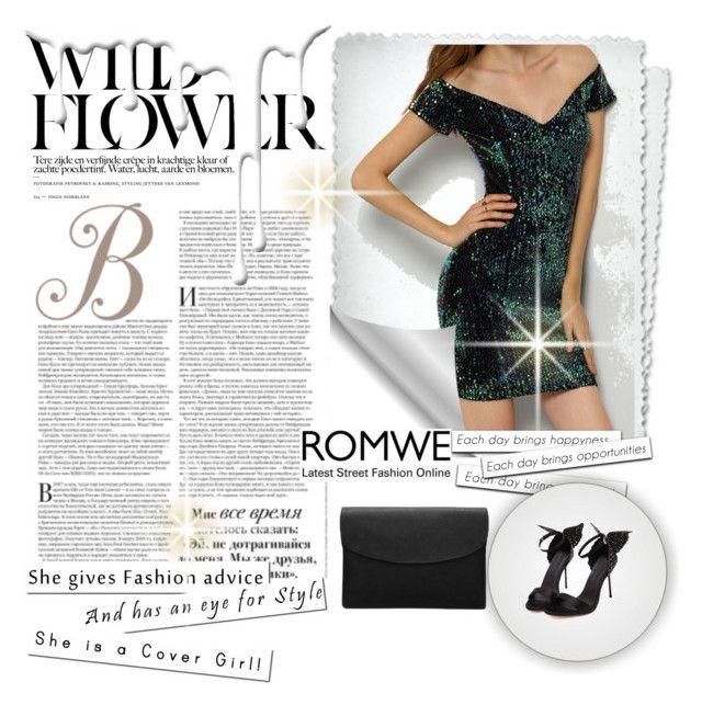 """Romwe 1/III"" by nermina-okanovic ❤ liked on Polyvore featuring Nivea and romwe"