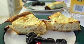 Εξαιρετική συνταγή για Η τυρόπιτα της τεμπέλας. Νόστιμη και κυρίως εύκολη!