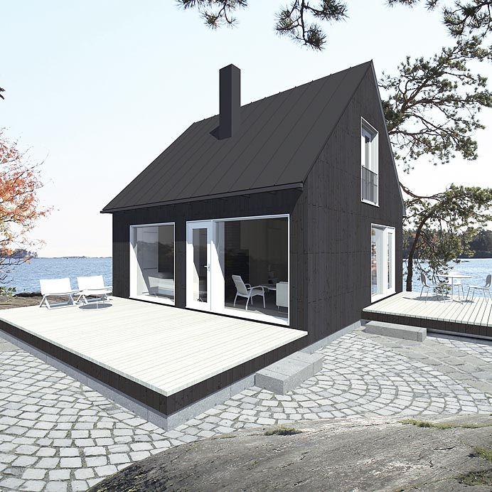 Saaristo S1 2 Summer Cottage Sunhouse Scandinavian