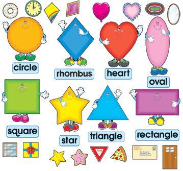 Mi Escuela Divertida: Dinámicas para enseñar las Figuras Geométricas a niños de Pre-escolar