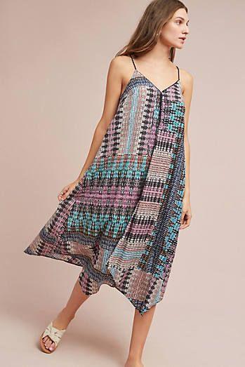 Riviera Tasseled Dress