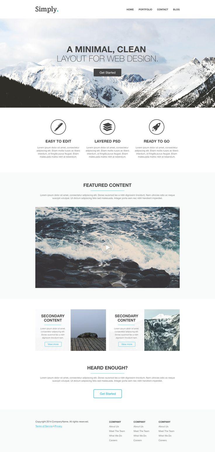 tableau modles conception ditoriale conception numrique finale homepage template design editorial jquery sciences