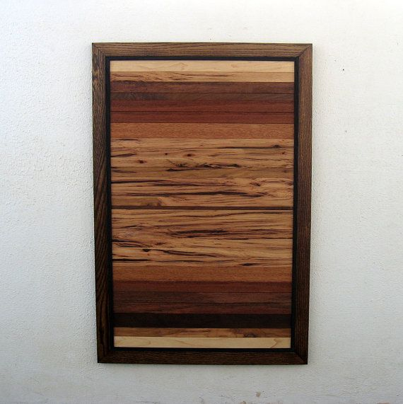 Wood Art, Wall Sculpture, Abstract Landcape, Art on Wood, Home Decor, Reclaimed Wood Art on Etsy, $350.00