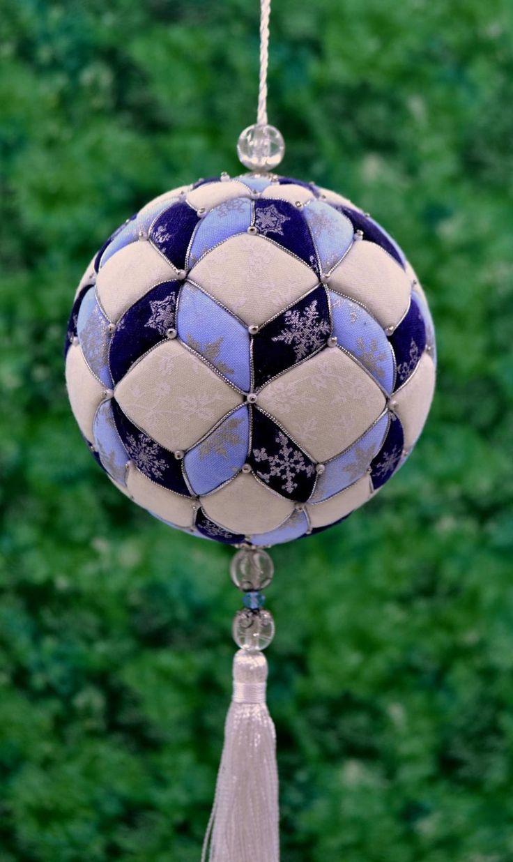 Soccer ornaments -