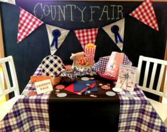 county fair theme wedding | County Fair Collection