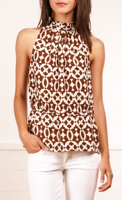 TORY BURCH BLOUSE: on SALE for only 85