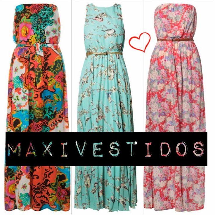 Floral summer dresses fashion style verano 2015