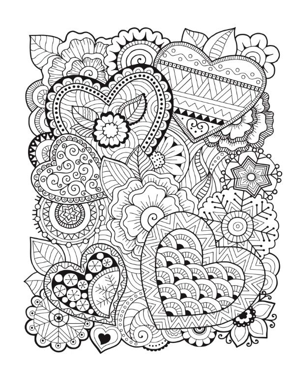 118 best [ coloring ] images on Pinterest | Coloring books, Vintage ...