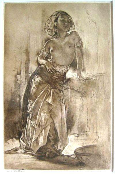 Hofker,-Willem-Gerard, -Ni---Kenioeng-Bali