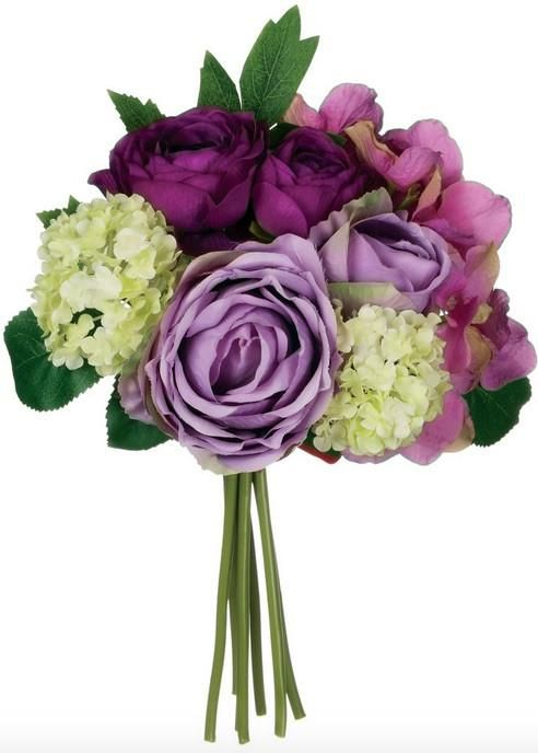 Purple Two Tone Rose with Premium Gift Sets - Infinity Rose |Two Tone Lavender Roses