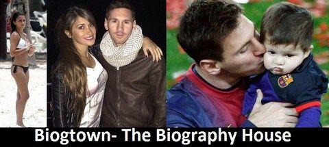 Argentina Footballer Lionel Messi Biography