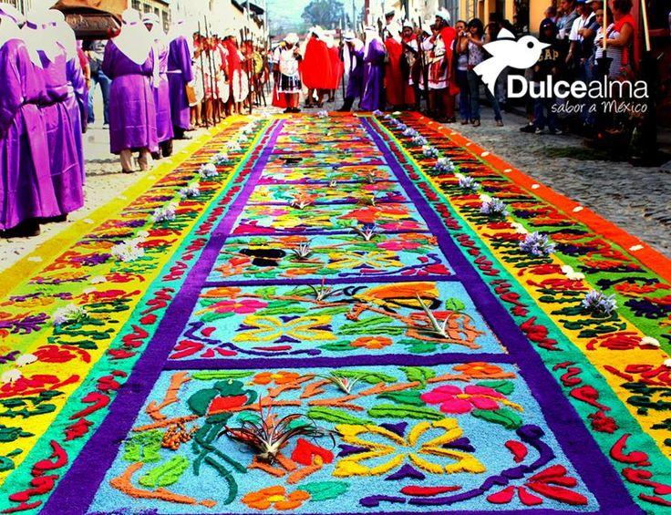 Inicia Semana Santa en #México, una #tradición de muchos siglos. #DulceTradición