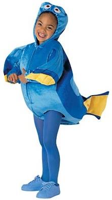 Finding Nemo Dory Costume http://creative-halloween-costumes.happy-holidays.net/creative-halloween-costumes/finding-nemo-costumes