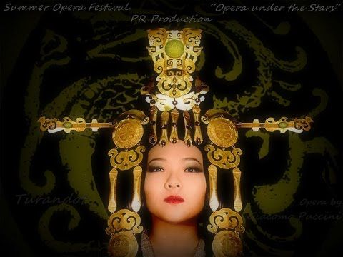 """Turandot"" - Opera by G.Puccini § Summer Opera Festival ""Opera under the..."
