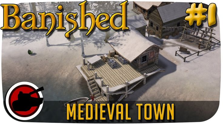 Let's play Banished with the Medieval Town Mod. A Banished Modded Permadeath Series! Subscribe to me: http://bit.ly/PanzerDuskAttack Follow me on Twitter: ht...