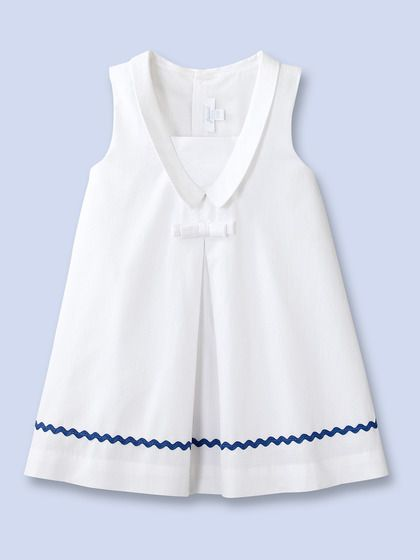Jacadi Brush Dress