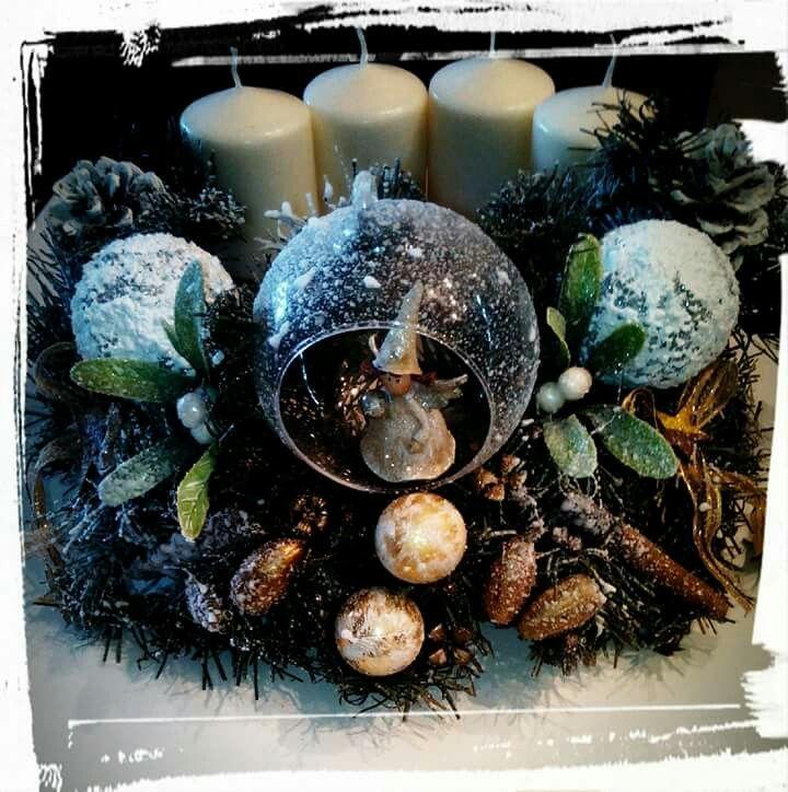 Pin By Gordana Gavranovic On Advent Vijencic Halloween Wreath Decor Halloween