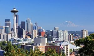 Groupon - Stay at Homewood Suites by Hilton Seattle Convention Center/Pike Street in Seattle, WA. Groupon deal price: $89