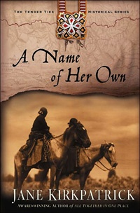 Based on the life of Marie Dorion, the first mother to cross the Rocky Mountains and remain in the Northwest, A Name of Her Own is the fictionalized adventure account of a real woman's fight to settle in a new landscape, survive in a nation at war, protect her sons and raise them well and, despite an abusive, alcoholic husband, keep her marriage together.