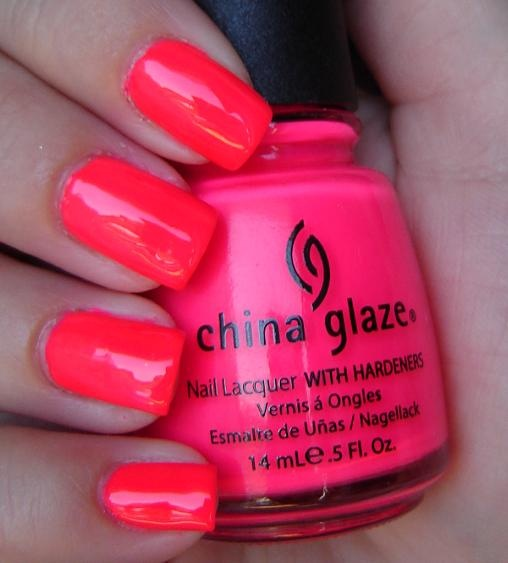 China Glaze Pool Party