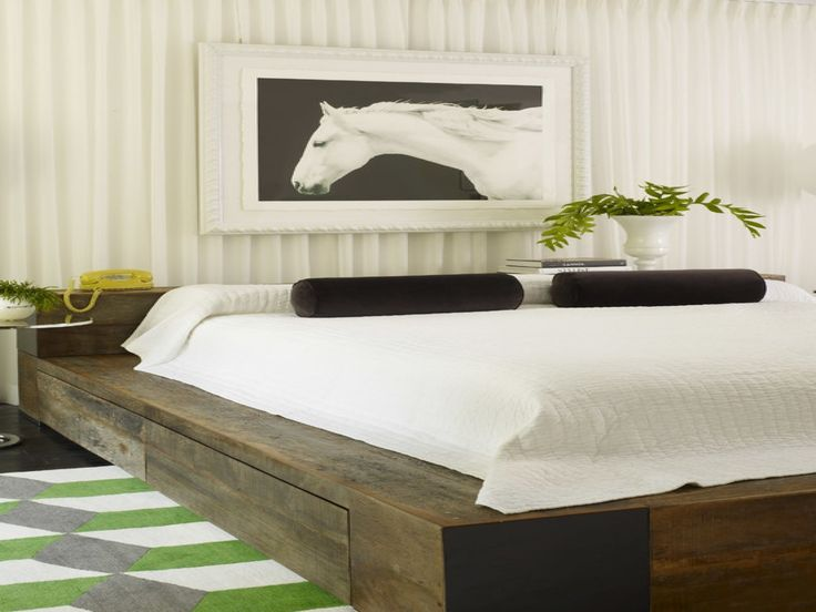 25+ best Cool bed frames ideas on Pinterest | Pallet bed frames, Crate bed  and Cheap cabin beds
