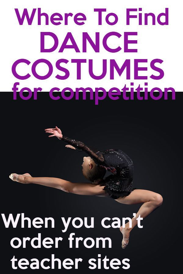 ca222f85b Need a dance costume? find new and used costumes in some places you may not  have thought to look!