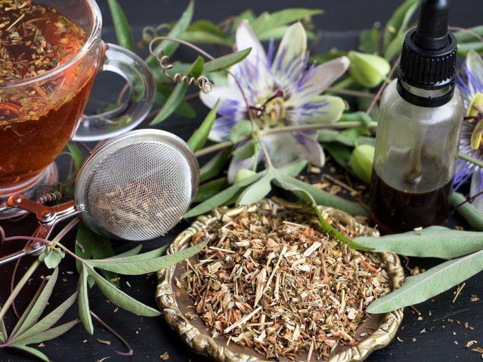 8 Impressive Benefits Of Passionflower Tea Organic Facts Recipe Passion Flower Tea Passion Flower Benefits Passion Flower