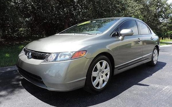 Where To Buy A Cheap Honda Civic 2006-2011? — 2006 HONDA CIVIC LX