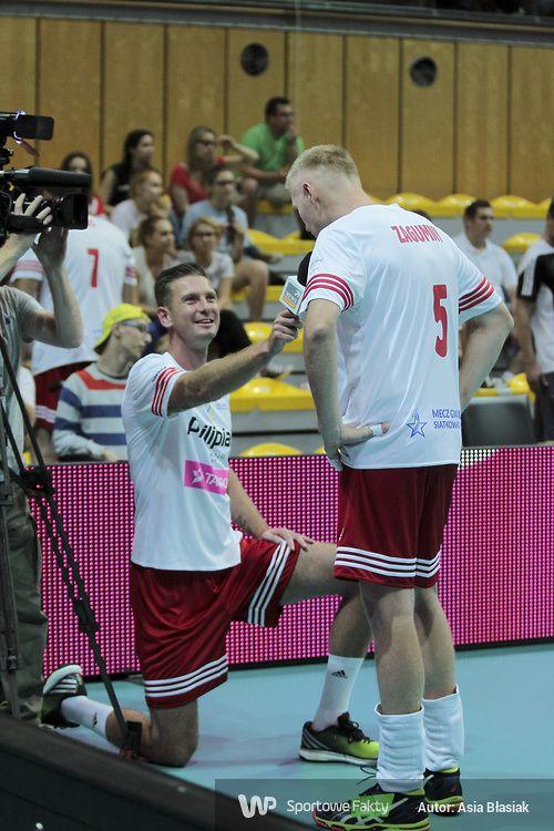 Mecz Gwiazd Gdynia (galeria) - WP SportoweFakty