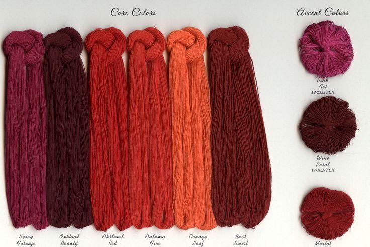Color Portfolio - Thinking In Color - Autumn/Winter 2017/18