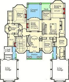 Luxury with Stately Courtyard Entry - 7203DS | 1st Floor Master Suite, Bonus Room, Butler Walk-in Pantry, CAD Available, Den-Office-Library-Study, Elevator, European, In-Law Suite, Luxury, MBR Sitting Area, Media-Game-Home Theater, Multi Stairs to 2nd Floor, PDF, Photo Gallery, Premium Collection, Sloping Lot, Traditional | Architectural Designs