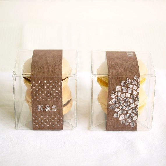Macaron Wedding Favors   Clever Packaging